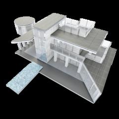 Architectuur bouwdozen