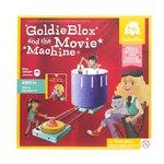 GoldieBlox en de 'Filmmachine' - Boek en Bouwset