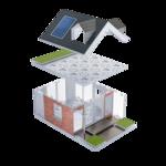 Arckit Mini Dormer - Architectuur bouwdoos