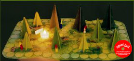 Het Bosschaduw spel - Luxe uitvoering