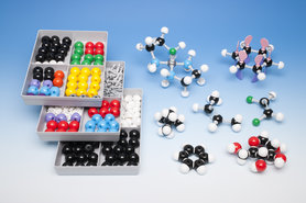 Organic Stereochemistry Teacher set - Molymod Moleculen Bouwdoos