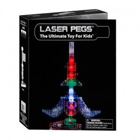 Combo Kit Rocket (1370) - Laser Pegs