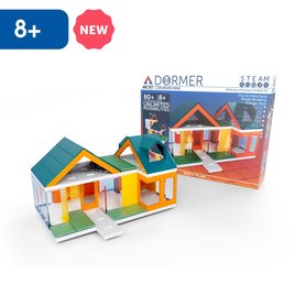 Arckit Mini Dormer Colours 2.0 - Architectuur bouwdoos