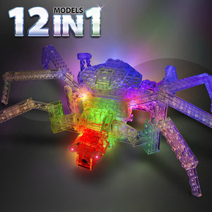 Spider 12 in 1 - Laser Pegs