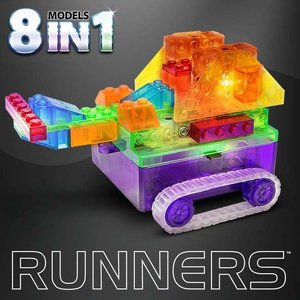 Tank Runner 8 in 1 - Laser Pegs