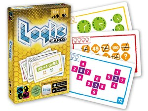Logic Cards Yellow