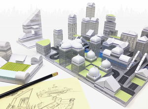 Arckit Masterplan - Architectuur bouwdoos