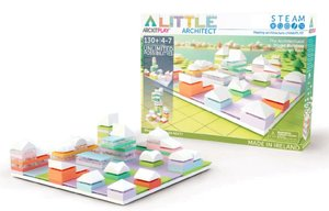 Arckit Little Architect - Architectuur bouwdoos