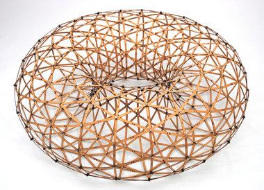 Geometrische torus - 3D bouwdoos