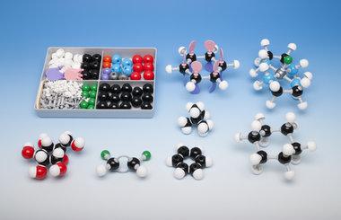 Organic Stereochemistry Student set - Molymod Moleculen Bouwdoos