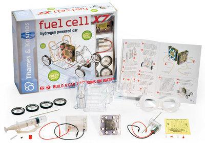 Waterstof aangedreven auto (Fuel Cell X7)