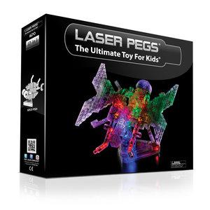 Combo Kit Butterfly (1670) - Laser Pegs