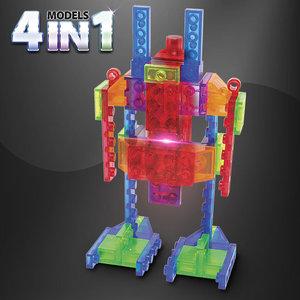 Robots 4 in 1 - Laser Pegs