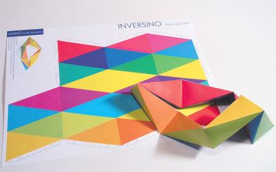 INVERSINO - MovingColors