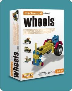 Engino Mechanica: wielen en assen