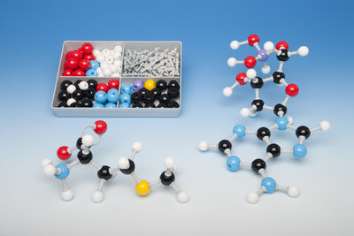 Biochemistry Student set - Molymod Moleculen Bouwdoos
