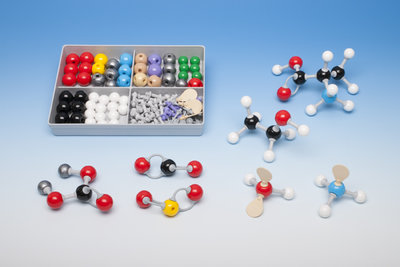 Organic/Inorganic Student set - Molymod Moleculen Bouwdoos