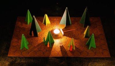 Het Bosschaduw spel