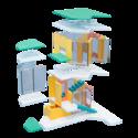 Arckit-Mini-Modern-Colours-Architectuur-bouwdoos